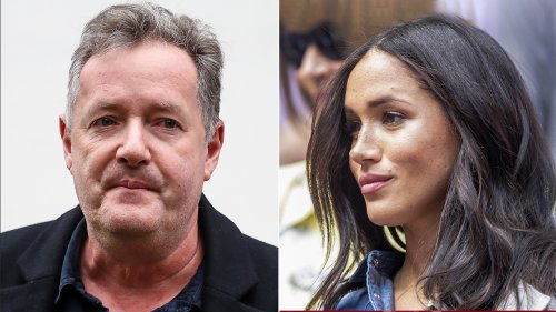 Piers Morgan takes another jab at Meghan Markle over wedding claims made in Oprah Winfrey interview