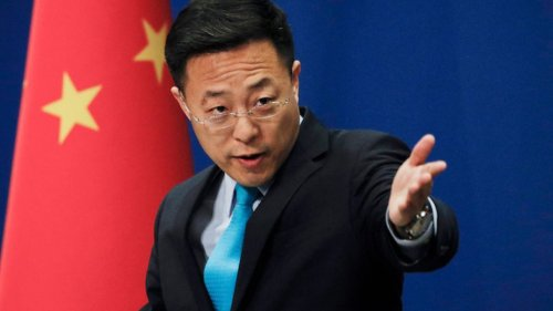 China accuses US, Japan of 'ganging' up on them