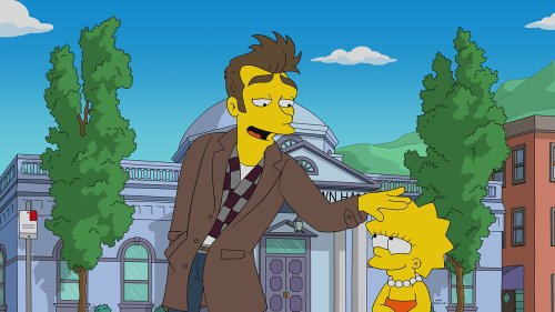 Morrissey slams 'The Simpsons' after latest episode parodies him as a 'huge racist'
