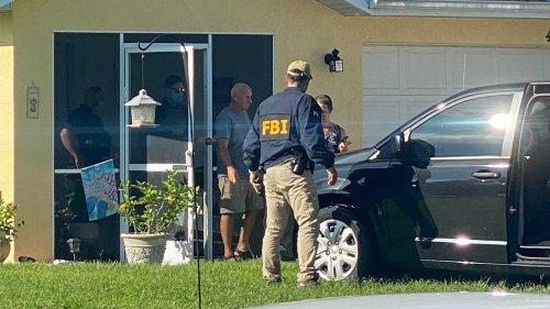 Gabby Petito case: FBI searches Brian Laundrie's parents' home in Florida as police declare 'crime scene'