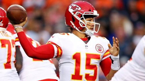 Chiefs' draft-day trade with Bills in 2017 helped land Patrick Mahomes