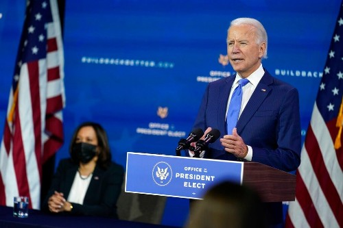 Biden, Harris accused of 'gaslighting' for suggesting Capitol Hill rioters, 'peaceful' BLM double standard