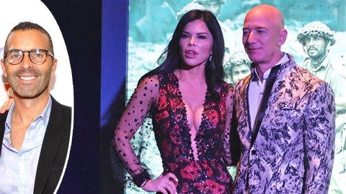 Lauren Sanchez's brother says new info vindicates him after Jeff Bezos files suit