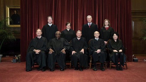 Barrett, Gorsuch, Kavanaugh side with liberal Supreme Court justices in computer fraud case