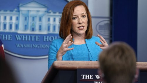 Imposter White House reporter infiltrates Jen Psaki press briefings: report