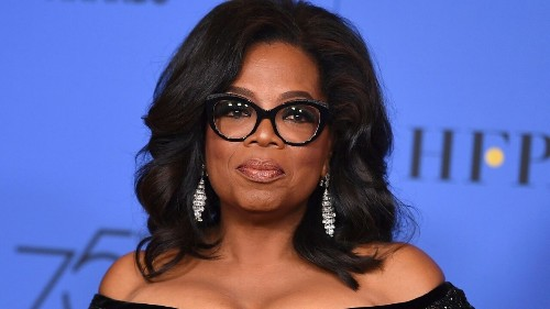 Oprah Winfrey cold calls Texas voters, first person leaves her nearly speechless