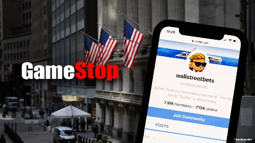 WallStreetBets founder on GameStop stock surge: The little guys 'can't be ignored anymore'