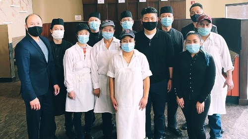 Japanese restaurant owner paid staff $270G, covered health benefits during pandemic