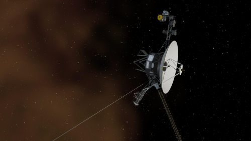 Voyager 1 detects 'hum' while in interstellar space: report