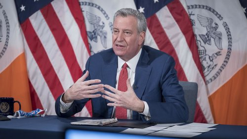 De Blasio unaware NYC Department of Education was dropping Columbus Day
