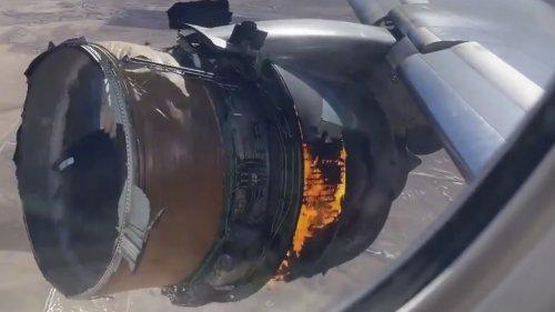 United plane's fan blade had multiple cracks; last inspected 4 years ago: NTSB