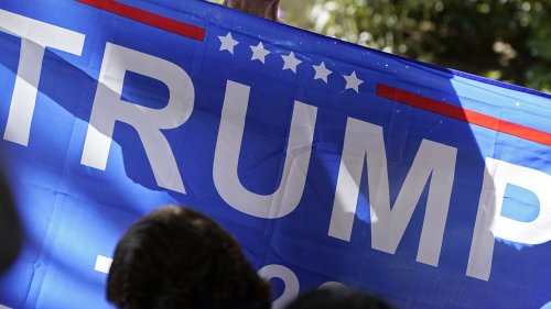 Trump flag violates Minnesota city ordinance -- but business owner willing to pay fines, 'go to jail'