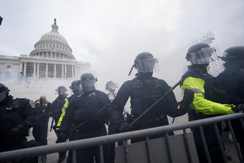 FBI seeking help from public to identify those in Capitol breach