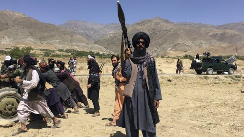 Taliban could look to acquire additional weapons after withdrawal, experts warn