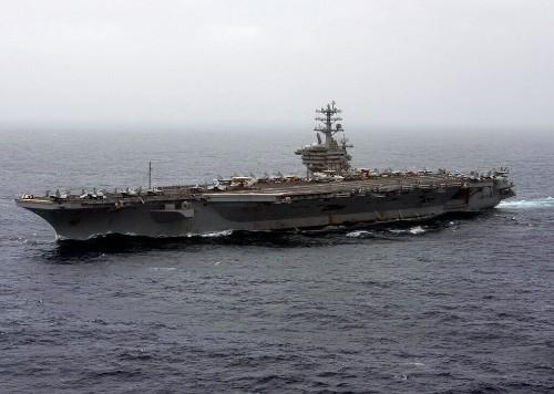Navy analyzes future aircraft carrier designs