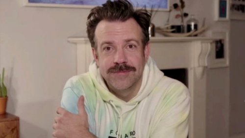 Twitter thinks Jason Sudeikis was high after his Golden Globes win