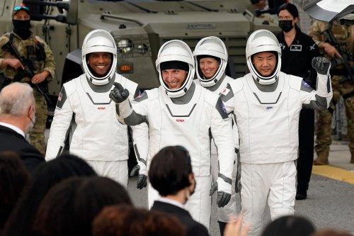 NASA makes historic SpaceX Crew Dragon launch