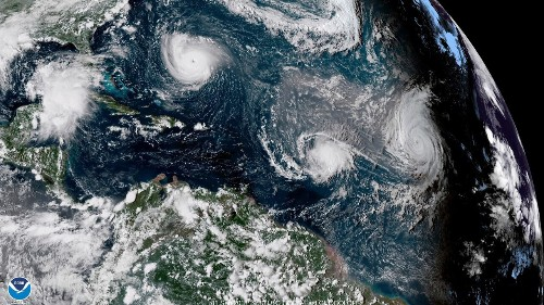 The biggest, wildest moments for weather in 2020