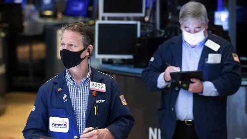 Stocks slide ahead of Biden's $1.9T coronavirus stimulus plan