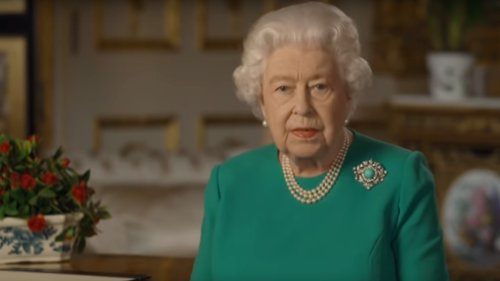 Why Queen Elizabeth will sit alone at Prince Philip's funeral