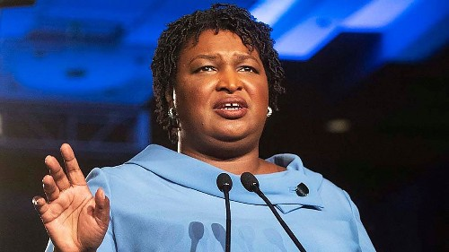 Republicans launch 'Stop Stacey' to defeat Abrams in Georgia in 2022