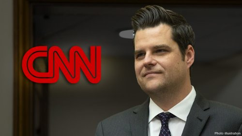 CNN staffer admits network hyping Matt Gaetz coverage because rep is 'problem for the Democratic Party'