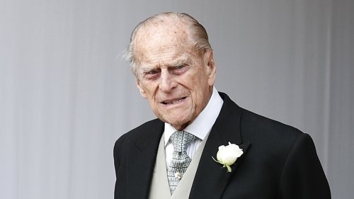 Prince Philip spends third night at London hospital after being admitted for 'precautionary measure'