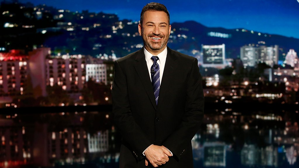 Jimmy Kimmel returns to late-night show after hiatus