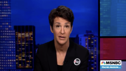 MSNBC's Rachel Maddow on new CDC guidelines: Need to 'rewire' myself to not see unmasked people as 'a threat'