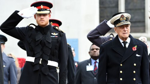 Prince Philip's death will prompt Prince Harry to reunite with his family sooner than expected, author claims