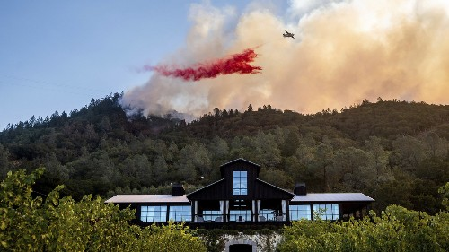California wildfire danger prompts power shutoffs as PG&E reduces scale, San Diego could be impacted