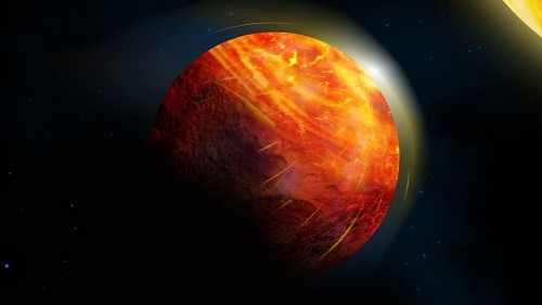 New details of hellish lava planet light-years from Earth discovered