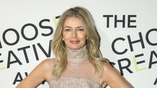 Paulina Porizkova's 'frontal nude' Vogue cover was unretouched: 'Figured we'd have a page or two in the back'