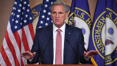 McCarthy issues apparent rebuke of GOP caucus platform promoting 'Anglo-Saxon political traditions'