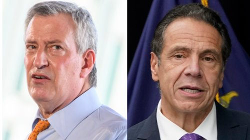 De Blasio reacts to Cuomo harassment allegations, calls for independent investigation