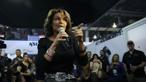 Palin calls out GOP politicians speaking at DNC in support of 'most radically liberal ticket' in US history