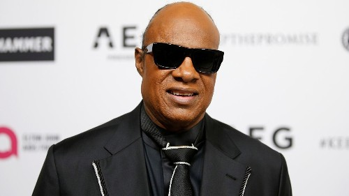 Stevie Wonder calls on Joe Biden, Kamala Harris to establish a truth commission to investigate inequality