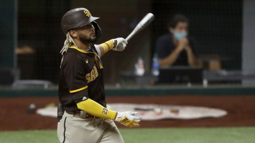 Padres look for grand time vs rival Dodgers in NLDS at Texas