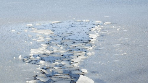 NJ police chief rescues mother and child, 2, from icy river: report