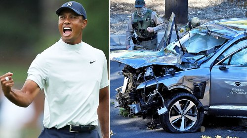 Forensic experts question Tiger Woods crash probe after new finding