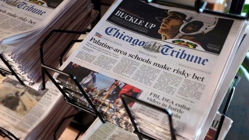 Hotel magnate seeks help to save Tribune publishing bid after partner's withdrawal
