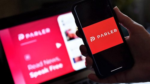 Twitter competitor Parler tops App Store for first time