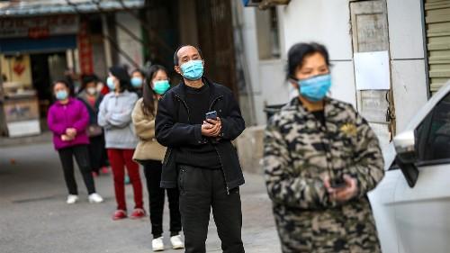 First Wuhan evacuees arriving in California were met by ill-prepared US staff: report