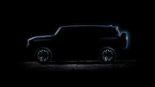 Electric GMC HUMMER EV to be revealed during NCAA Final Four