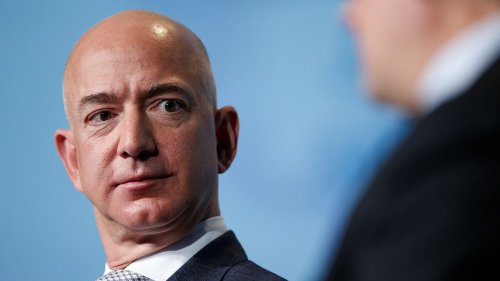 Amazon's Jeff Bezos says company needs to treat employees better after union push
