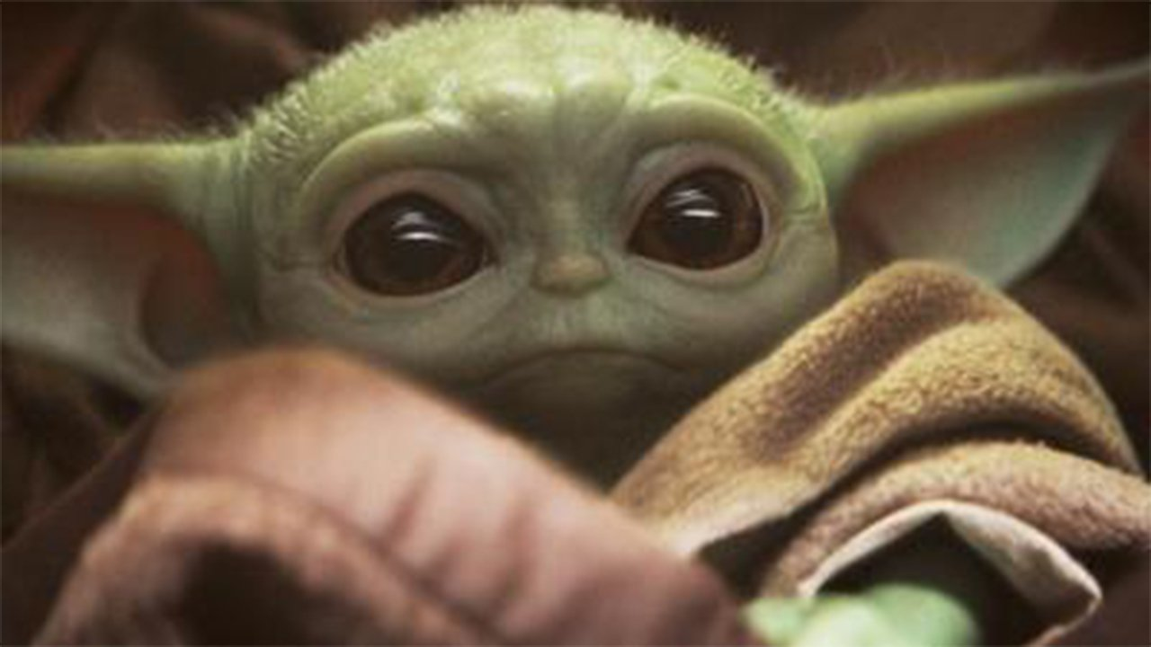 5-year-old gifts baby Yoda toy to firefighters battling wildfires 'in case they get lonely'