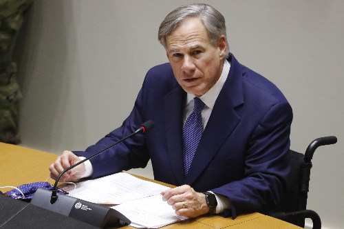 Texas Governor Greg Abbott says he's considering state control of Austin's police department