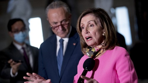 Democrats poised to push ahead on coronavirus relief deal without Republicans