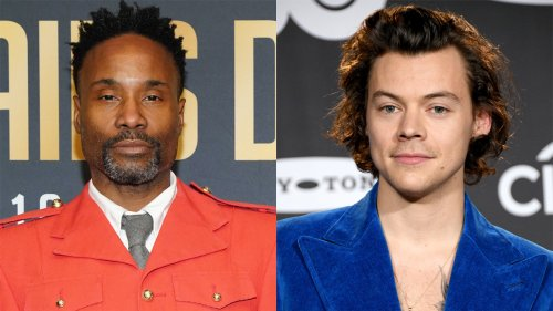 Billy Porter slams Vogue over Harry Styles cover: 'This is politics for me'