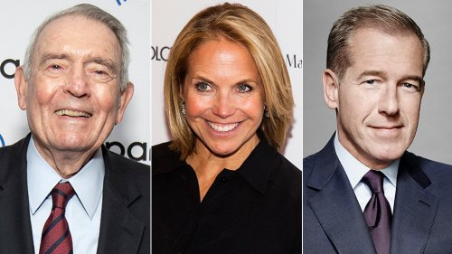 'Big RBG fan' Katie Couric marks another former nightly news anchor who embraces liberal views